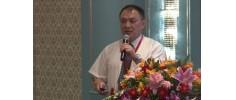 瑞德肝脏胡卓汉博士在第五届南京国际药物代谢学术会议主持CYP450诱导评价研究的研讨会